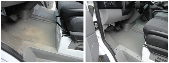 Interieur reinigen - Winston\'s Car Cleaning