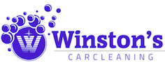Winston's Car Cleaning Logo